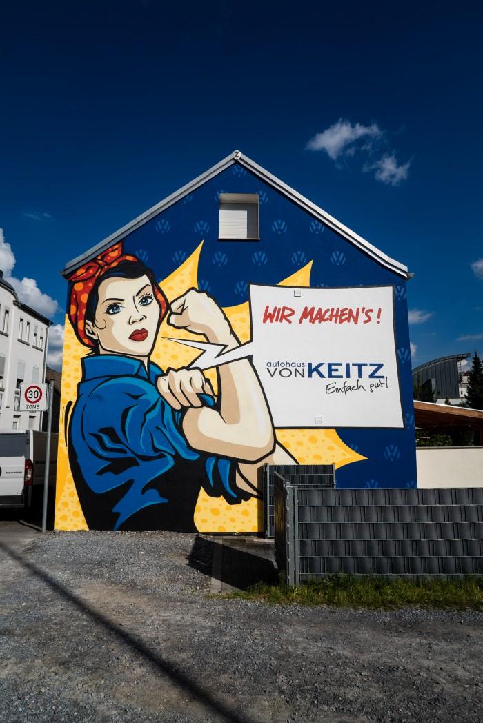 Von Keitz